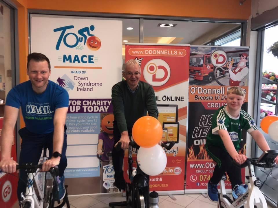 bike charity cycle