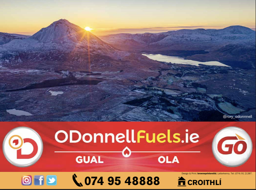 o donnells fuels in crolly donegal
